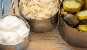 Kefit Chucrut Pepinillos Alimentos Probióticos